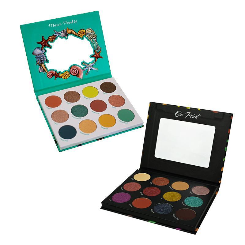 BOGO MICA Beauty Eyeshadow Palettes