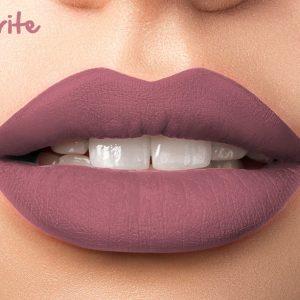 Matte Liquid Lipstick - Favorite