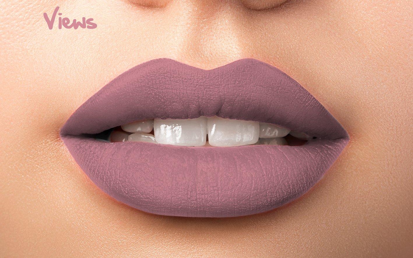 Matte Liquid Lipstick - Views