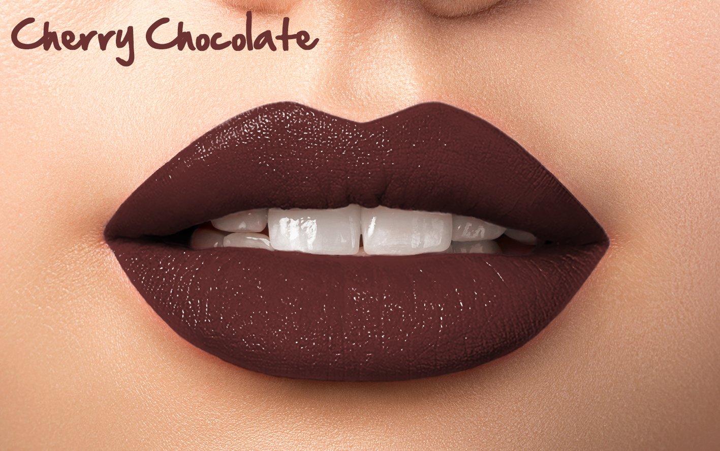 Tinted Lip Balm - Cherry Chocolate