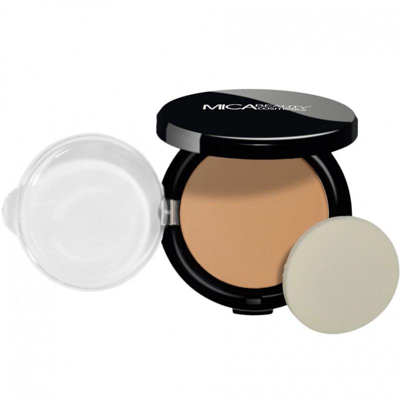 Pressed Mineral Foundation - Toffee