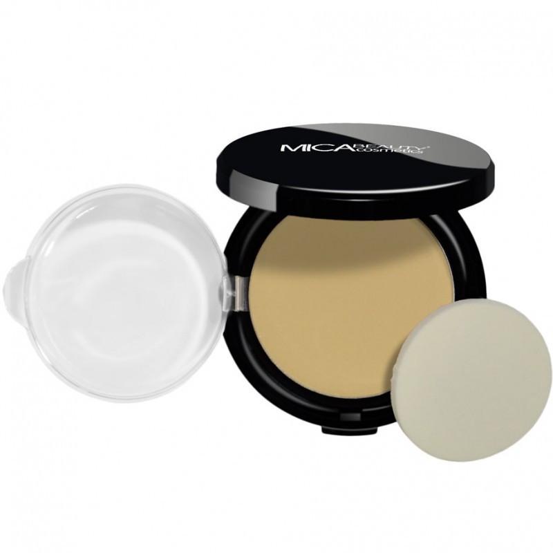 Pressed Mineral Foundation - Honey