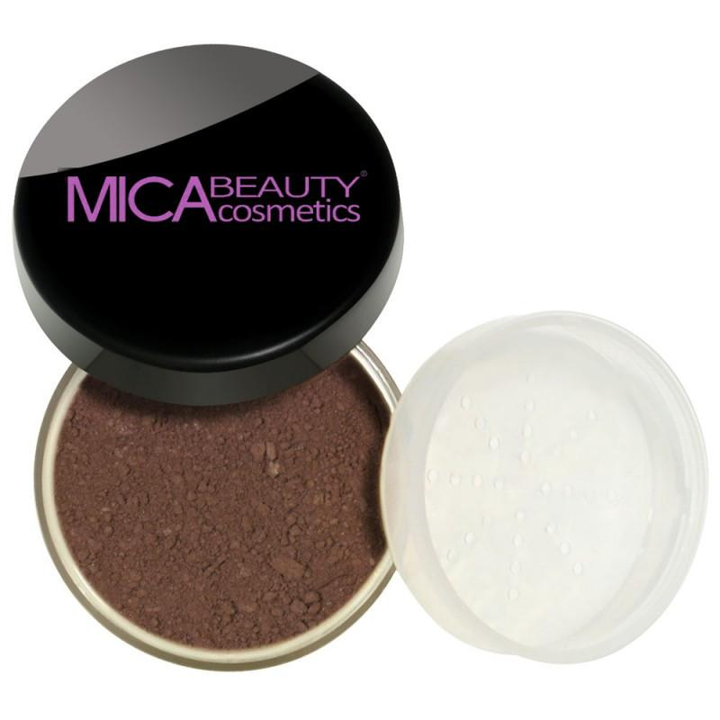 SAMPLE SIZE - MF10 - Loose Mineral Foundation Powder - Brown Points